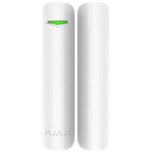 Комплект сигнализации AJAX StarterKit Cam белый Макс. кол-во подключенных к хабу устройств 200