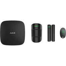 Комплект сигнализации AJAX StarterKit Plus Black