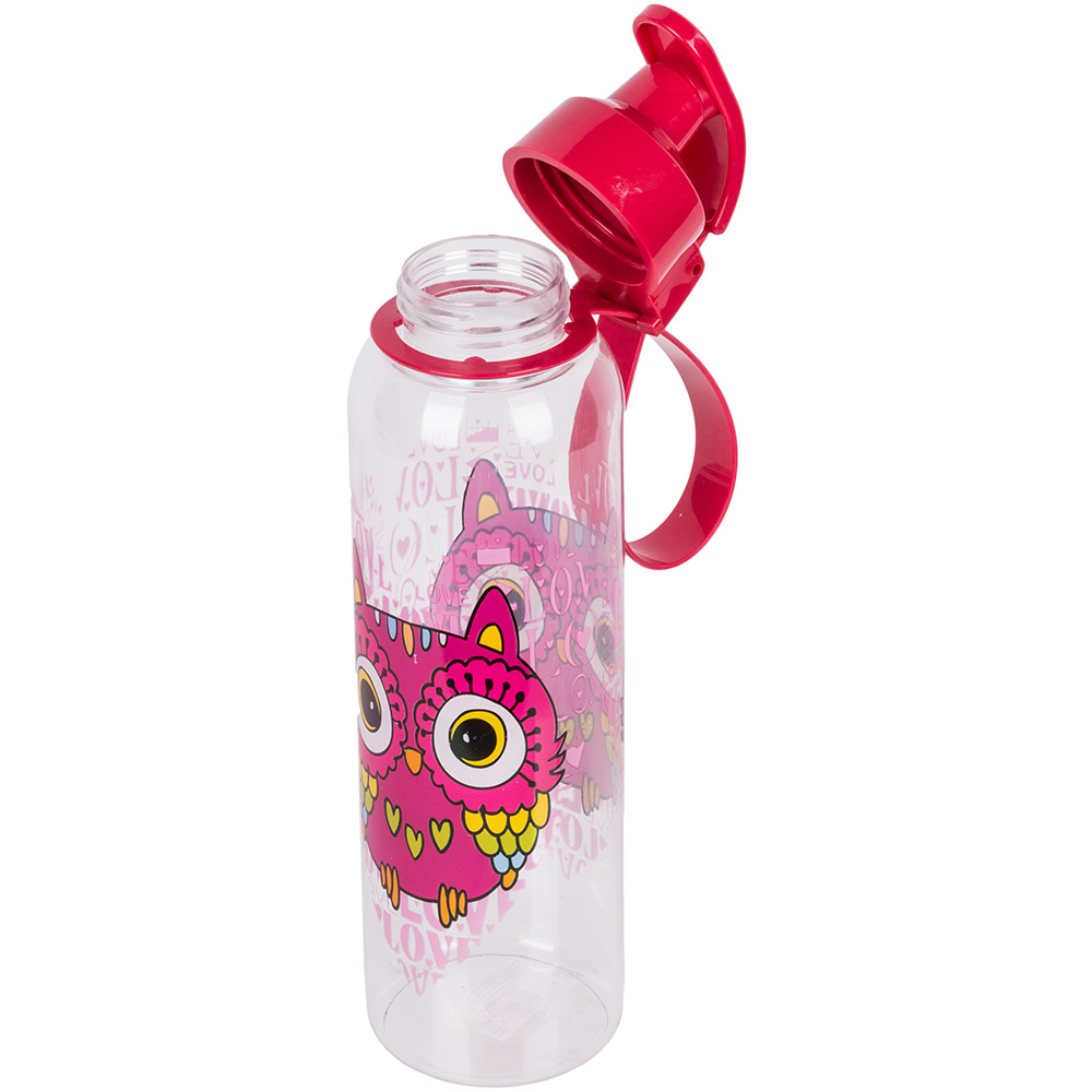 Бутылка для воды HEREVIN OWL 750 мл (161405-150) Материал бутылки пластик