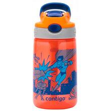 Бутылка для воды CONTIGO Gizmo Flip 0.42 л Orange (06800391)