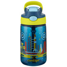 Бутылка для воды CONTIGO Gizmo Flip 0.42 л Dark Blue (06800390)
