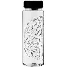 Бутылка для воды LUNASOL 500 мл (590070)