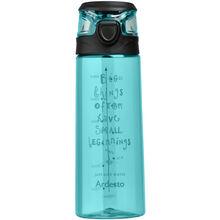 Пляшка для води Ardesto Big Things 700 мл Blue (AR2206PB)