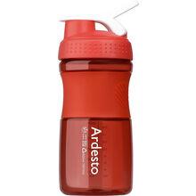 Бутылка для воды Ardesto Smart Bottle 600 мл Red (AR2202TR)