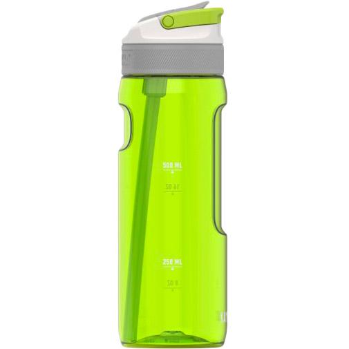 Бутылка для воды KAMBUKKA Lagoon 750 мл Light green (11-04002) Материал бутылки тритан