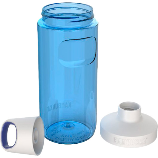 Бутылка для воды KAMBUKKA Reno 500 мл Sapphire (11-05009) Материал бутылки тритан