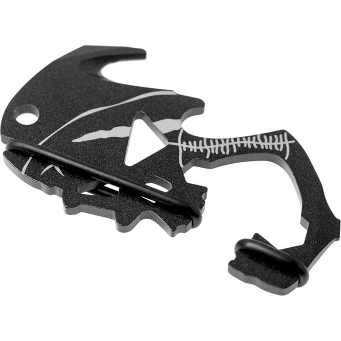 Мультитул NEXTOOL Captain Gulp (KT5018) Інструменти в комплекті шлицевая викрутка, стропоріз, відкривачка для пляшок, підставка для смартфона, гайковий ключ