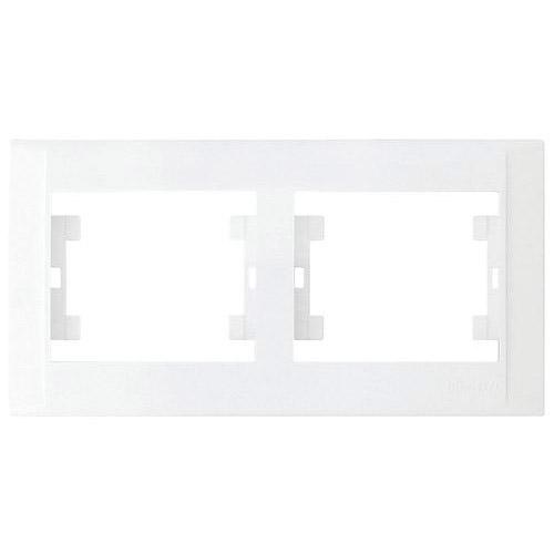 Рамка подвійна горизонтальна MAKEL (42001702)