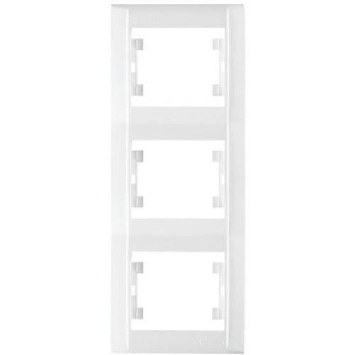 Рамка тройная вертикальная MAKEL (42001708)