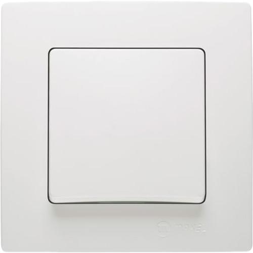 Выключатель MAKEL 1-клавишный (32001001)
