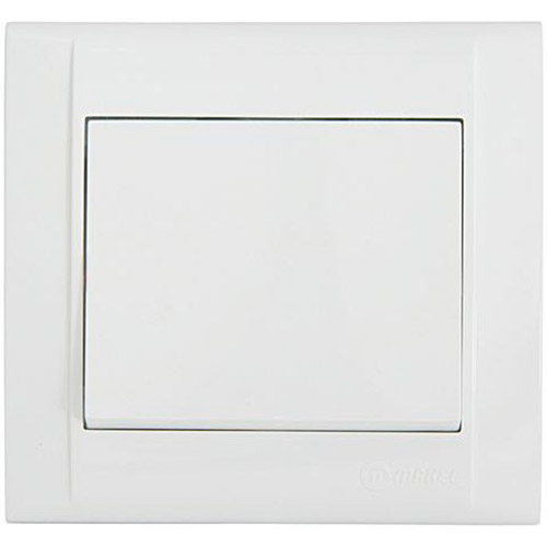 Выключатель 1-клавишный MAKEL (42001001)