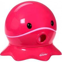 Детский горшок Same Toy QCBaby Осьминог Розовый (QC9906pink)