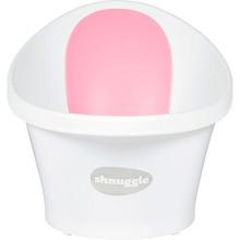 Детская ванночка SHNUGGLE White/Pink (15566)