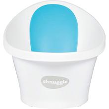 Детская ванночка SHNUGGLE White/Blue (15564)