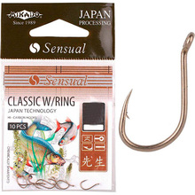 Набір гачків MIKADO Sensual Classic №14 10 шт Bronze (HS039-14LBR)
