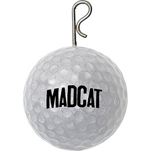 Грузило DAM MADCAT Golf Ball Snap-on vertiball 120 г (65686)