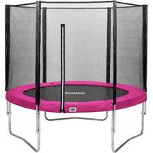 Батут Salta COMBO круглий 183 см Pink (581P)