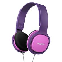 Наушники PHILIPS SHK2000PK/00  Pink/purple for kids