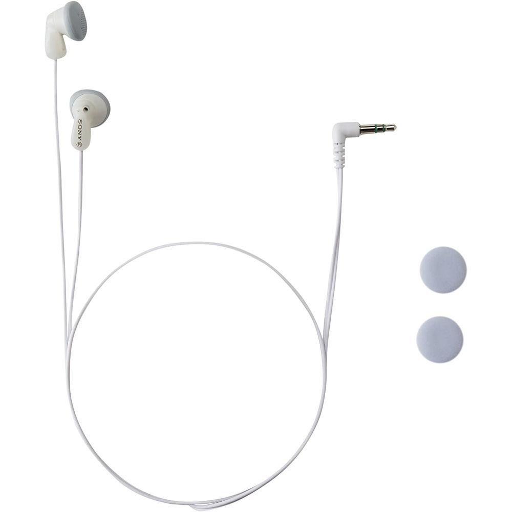 Наушники SONY MDR-E9LP White Акустическое оформление открытые