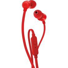 Гарнітура JBL T110 Red (JBLT110RED)