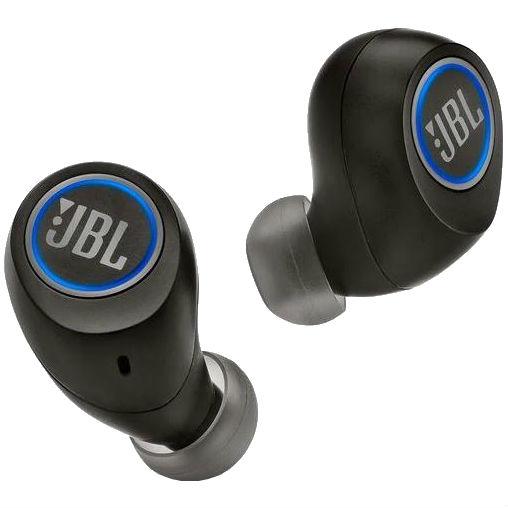 Гарнітура JBL Free X Black (JBLFREEXBLKBT)