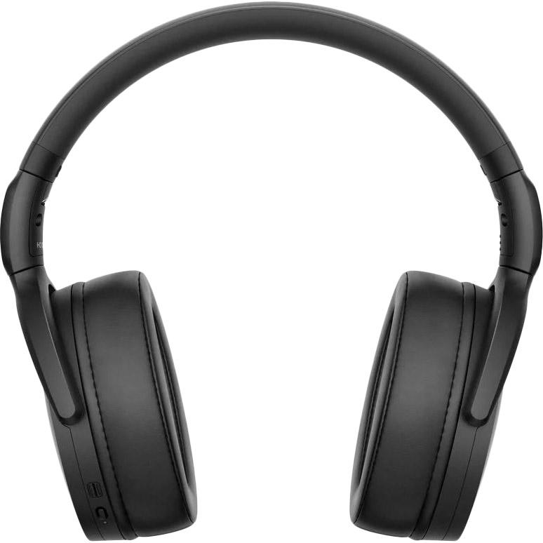 Гарнитура SENNHEISER HD 350 BT Black (508384) Конструкция полноразмерные (полный обхват уха)