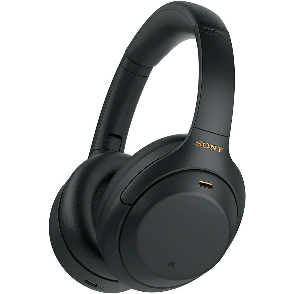 Гарнитура SONY WH-1000XM4 Black (WH1000XM4B.CE7) Вид гарнитура