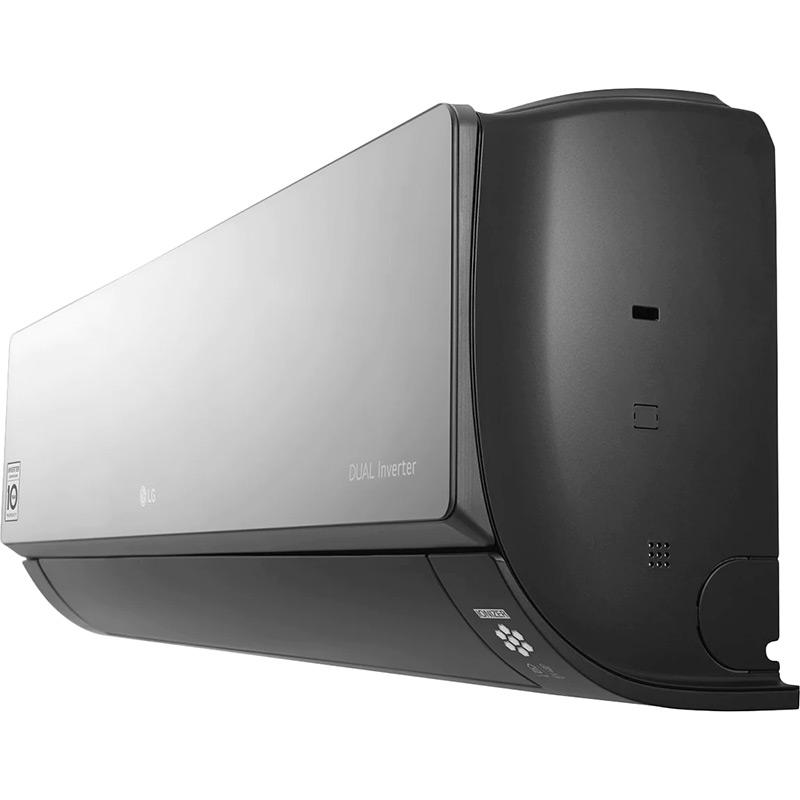 Кондиционер LG AC12BQ.NSJR/AC12BQ.UA3R Рекомендованная площадь помещения, м2 до 35