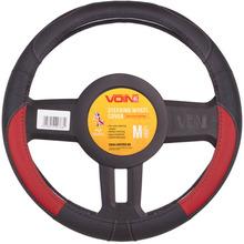 Чохол на руль VOIN VLOD-L2031 BK / RD M Black-Red (VLOD-L2031 BK / RD M (25))