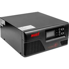 Инвертор MUST 1000W 12V LCD (KD00MS0048)