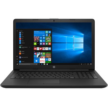 Ноутбук HP 15-da0237ur Black (4RK34EA)