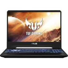Ноутбук ASUS TUF FX505DT-BQ143 Stealth Black (90NR02D2-M10450)
