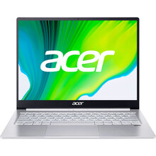 Ноутбук Acer Swift 3 SF313-52-325S Sparkly Silver (NX.HQWEU.007)