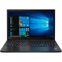 Ноутбук LENOVO ThinkPad E15 Black (20RD001ERT)