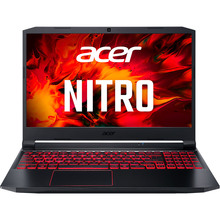 Ноутбук ACER Nitro 5 AN515-55 Black (NH.Q7JEU.00G)