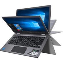 Ноутбук VINGA Twizzle J116 Gray (J116-P50464GWP)