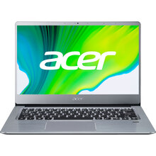 Ноутбук ACER Swift 3 SF314-58-54C1 Sparkly Silver (NX.HPMEU.013)