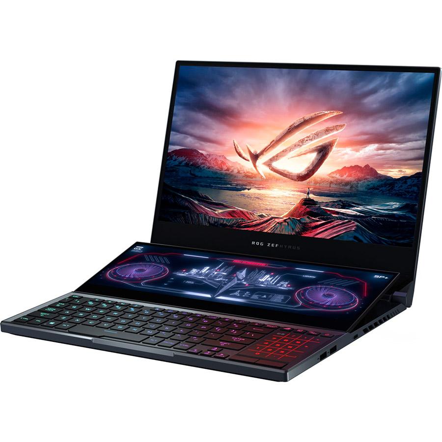 Ноутбук ASUS ROG Zephyrus Duo 15 GX550LWS-HF096T Gunmetal Gray (90NR02Y1-M02210) Диагональ дисплея 15.6