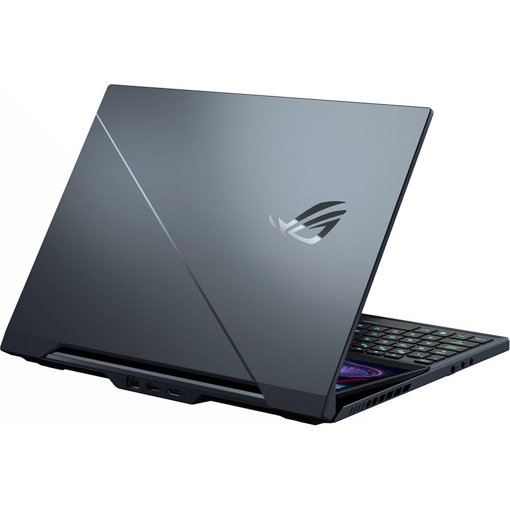Ноутбук ASUS ROG Zephyrus Duo 15 GX550LWS-HF096T Gunmetal Gray (90NR02Y1-M02210) Разрешение дисплея 1920 x 1080