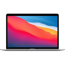 Ноутбук APPLE A2337 MacBook Air 13' M1 512GB Silver 2020 (MGNA3)