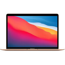 Ноутбук APPLE A2337 MacBook Air 13' M1 512GB Gold 2020 (MGNE3)