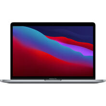Ноутбук APPLE A2338 MacBook Pro 13' M1 256GB Grey 2020 (MYD82)