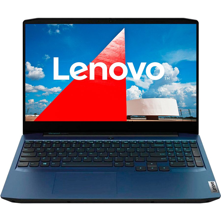Ноутбук LENOVO IdeaPad 3 Gaming 15ARH05 Chameleon Blue (82EY00BQRA)