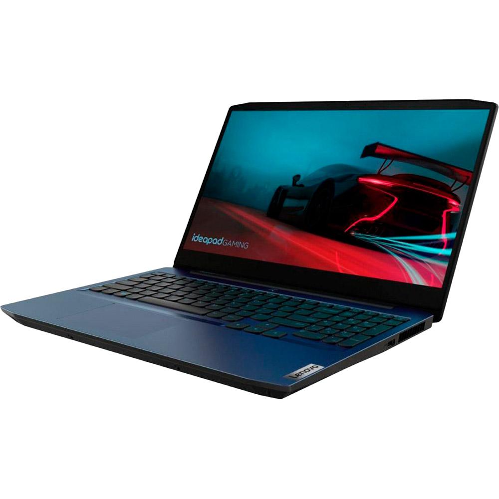 Ноутбук LENOVO IdeaPad 3 Gaming 15ARH05 Chameleon Blue (82EY00BQRA) Диагональ дисплея 15.6