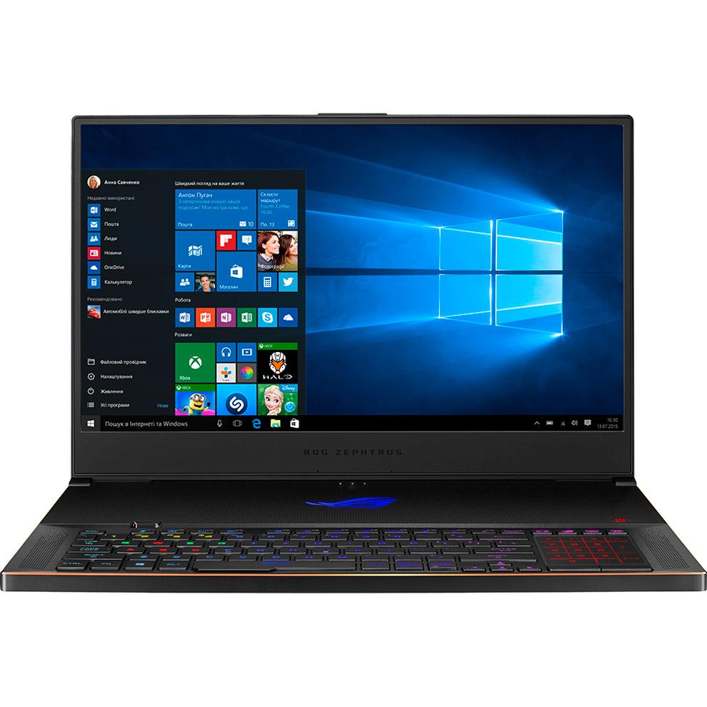 Ноутбук ASUS ROG Zephyrus S17 GX701LXS-HG010T Black (90NR03Q1-M02380)