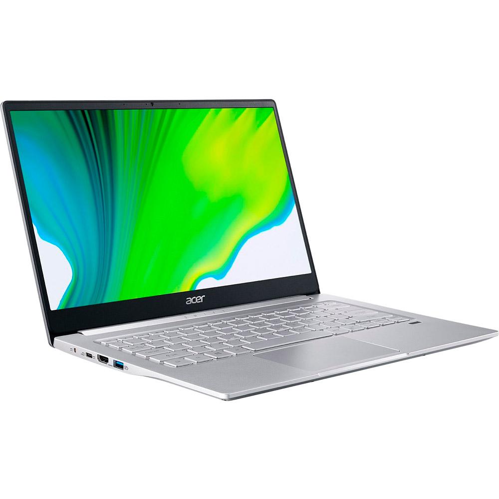 Ноутбук ACER Swift 3 SF314-59-59P0 Pure Silver (NX.A0MEU.009) Модельный ряд Acer Swift