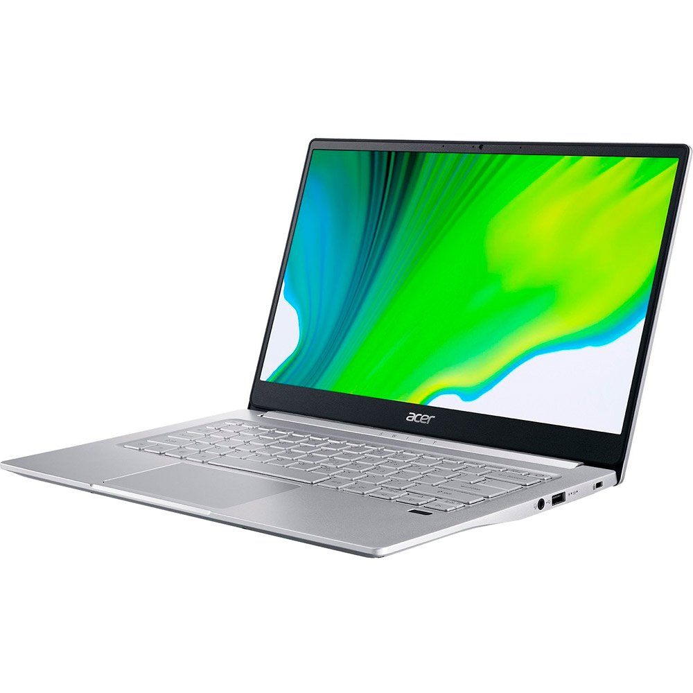 Ноутбук ACER Swift 3 SF314-59-59P0 Pure Silver (NX.A0MEU.009) Диагональ дисплея 14