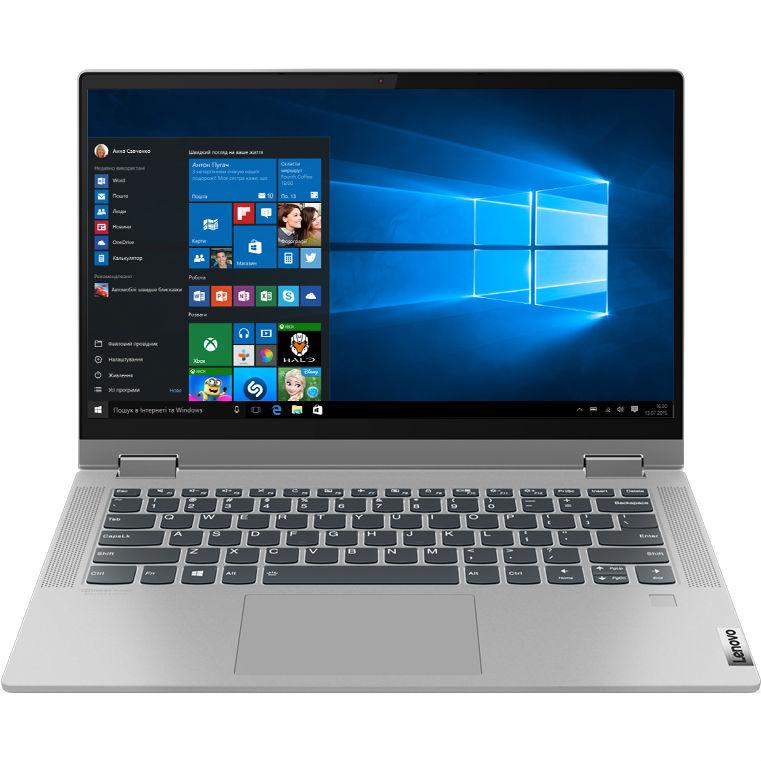 Ноутбук Lenovo IdeaPad Flex 5 14IIL05 Platinum Grey (81X100NRRA) Модельный ряд Lenovo IdeaPad