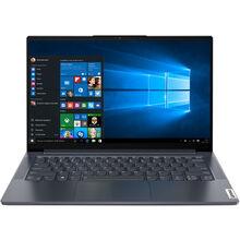 Ноутбук LENOVO Yoga Slim7 14IIL05 Slate Grey (82A100HWRA)