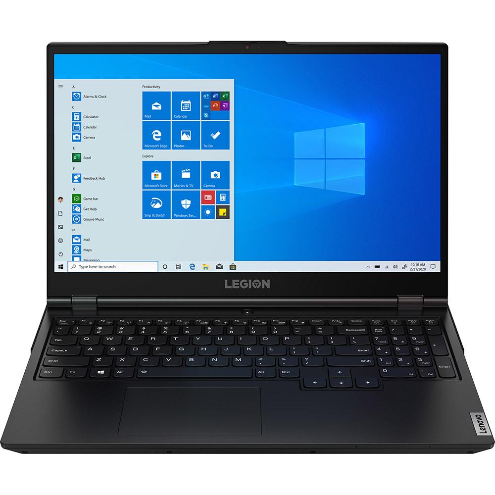 Ноутбук LENOVO Legion 5i 15IMH05H Phantom Black (81Y600LTRA)
